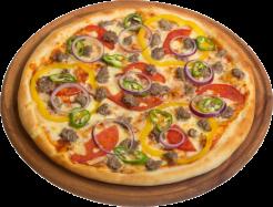 Чили-пицца