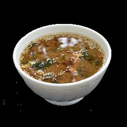 Мисо суп ассорти